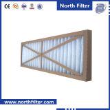 Filtre à air principal de carton pour le filtre à air