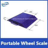 Электронный портативный Weigher Axle маштаба колеса маштаба Axle