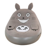 Flocked PVC Indoor Inflatable Dragon Cat Air Lazy Sofa