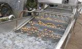 Machine à laver aux légumes par bulle d'air