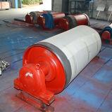 Polea de la pista de transportador de correa del Mina-Deber/del tambor de cola (diámetro 500m m)