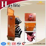 Gabinete de ferramentas de aço inoxidável de metal pesado