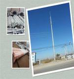 Arbeitsbühne fähig zur Anschluss-Einstellung des Fabrik-Telekommunikations-Monopole Stahlaufsatzes