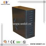 La serie de la torre Carcasa/Funda para portátil Panel lateral ventilado