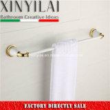 Barra di tovagliolo d'ottone di Design-5192A del bicromato di potassio di lusso dell'oro per gli accessori della stanza da bagno