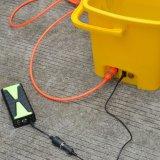 Carregador de bateria automotivo portátil para energia de backup