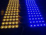 DV12V 5730 5LEDs는 차 빛을%s LED 모듈을 방수 처리한다