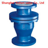 Válvula de verificação cheia da esfera alinhada do ferro de molde PFA