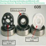 Cuscinetti di ceramica di SKF, cuscinetto a sfere di ceramica, cuscinetto a sfere profondo di ceramica della scanalatura (608 6001 6002 6003 6004 6005 6006)