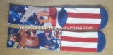 Männer Sublimation Basketball Socks mit Printing Design