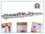 Xcs-650PC automatische Hochgeschwindigkeitsfaltblatt Gluer Maschine