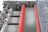 Quanlity 높은 반 자동적인 두 배 옆 유압 서류상 롤은 또는 Pre-Glue Glueless BOPP 필름 열 최신 박판으로 만드는 기계 (Laminator)