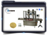 Empaquetadora automática del polvo de la máquina de rellenar del polvo de Wenzhou Zhonghuan