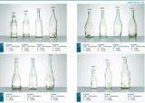 Frasco de vidro da bebida