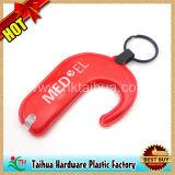 PVC Keychain del PVC Keychain/LED per il regalo di promozione (TH-05093)