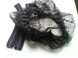 سوداء لون ممسحة غطاء بالجملة في [كمبتيتيف بريس]
