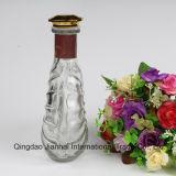 Bottiglia di vetro classica del vino di Xo per vino incluso