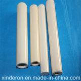 Tubos de cerámica del alúmina con buena resistencia de desgaste