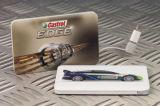 Kundenspezifische eingebaute Kabel-Energien-Bank, schreiben in Scheckkartengröße bewegliche Energien-Bank-Aufladeeinheit gut