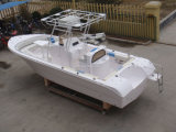 bateau professionnel de pêche maritime de 7.2m FRP