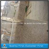 Mattonelle gialle Polished della pavimentazione/parete del granito G682 per la cucina e la stanza da bagno