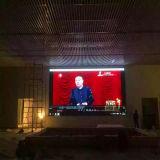 Tela de vídeo LED de alta resolução interna P2.5
