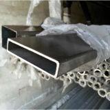 AISI 201, 304, 304L, 316, 316L de Pijp van het Roestvrij staal