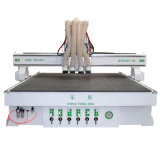 Machine de gravure à processus multiples Wood Multi Workstage Atc CNC Router
