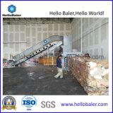 Máquina de empacotamento automático de papel Hellobaler da China