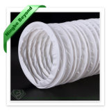 Conduit d'air souples en PVC blanc Fr Grade