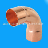 1 de Montage van de Elleboog van het Koper van de duim voor Airconditioner