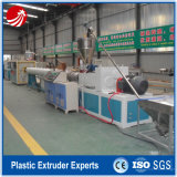 Belüftung-Plastikwasserlinie Rohr-Strangpresßling-Zeile für Fertigung-Verkauf