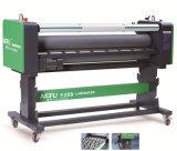 Máquina que lamina plana automática del formato grande de Mefu (MF1950-B2) para PVC, laminador de la tarjeta del MDF