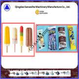 Swsf-450 Máquina de embalaje automática de limpieza espuma de la esponja