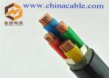 XLPE 절연제 전기 전화선, 전력 케이블 0.6/1kv