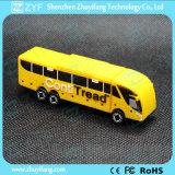 Logo (ZYF1061)のSchoolカスタムBus Shape USB Flash Drive