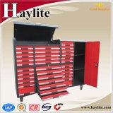 Gabinetes de ferramenta de aço do armazenamento da oficina; Caixa de 35 ferramentas da gaveta