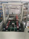 Máquina automática de la apertura del rectángulo del cartón del caso