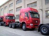 Tête d'entraîneur de camion de Sinotruk 420HP HOWO