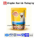 Мешок упаковки еды собаки мешка еды любимчика мешка пакета слоения