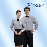 ホテルかRestaurant Waiter/Waitress Uniforms (KFZF-088)