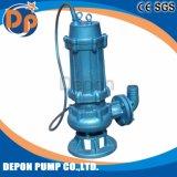 Bomba Macerator submersível Bomba de Água para elevação de Esgoto Sanitário