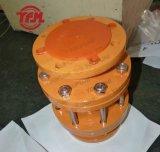 Tipo da flange de válvula da verificação da esfera da flutuação para a indústria petroleira