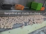 Рыбы из нержавеющей стали стальной ремень из морепродуктов туннеля Blast морозильное оборудование