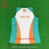 Healong ODM pleine sublimé Dye-Sub Afl Vest
