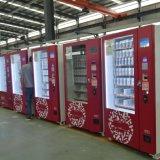 Proveedor automático de máquinas expendedoras de bocadillos y bebidas