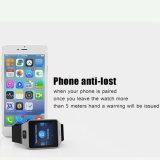 telefone esperto do relógio de 3G WCDMA com WiFi Qw09