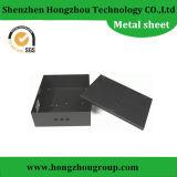 Caja metálica personalizada de alta precisión de piezas de la hoja de Fabricante Shenzhen