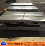 Plaque en acier enduite de zinc à chaud