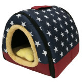 Direto da fábrica de produtos acessórios Pet Cat Kennel Carrier Dog House